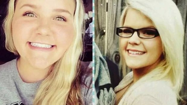 Madison e Taylor conseguiram chamar a polícia antes de serem mortas  (Foto: Facebook/Christy Sheats)