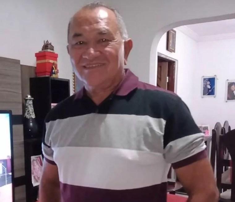 Francisco Canindé tinha 60 anos — Foto: Arquivo familiar/Cedida