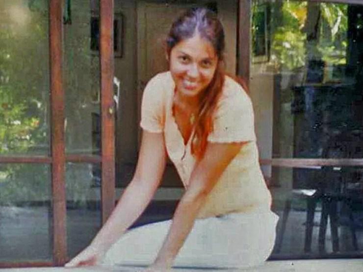 Priscila Belfort, irmão do lutador Vitor Belfort, está desaparecida desde 2004 — Foto: Arquivo Pessoal