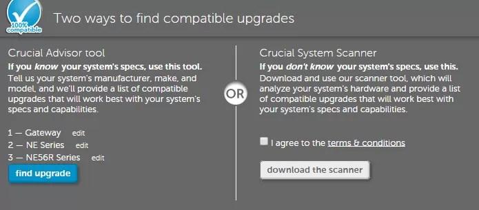 Preencha o formulário com os dados do seu computador (Foto: Reprodução/Helito Bijora)