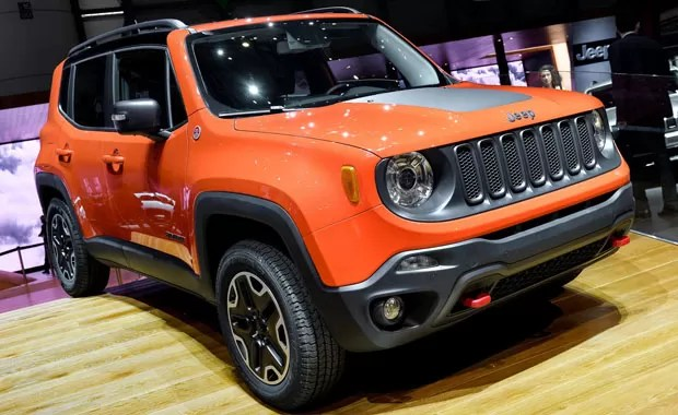 Jeep Renegade (Foto: Newspress)