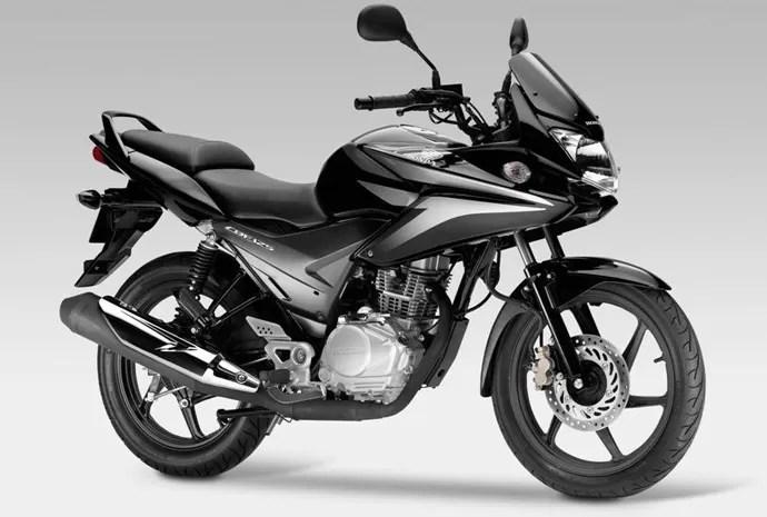 honda-cbf-125-m - Conheça as motos mais vendidas na Europa