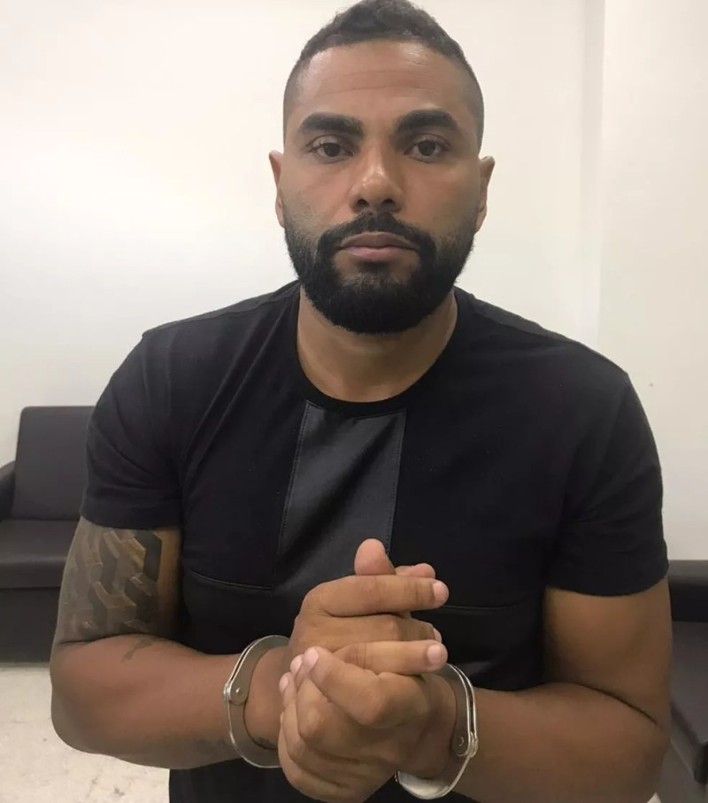 Leandro Pereira da Silva, conhecido como Léo do Rodo, apontado como um dos envolvidos na morte de policial federal na Favela do Rola — Foto: Reprodução