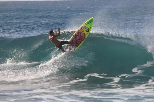 Leco Salazar euatleta (Foto: Reprodução)
