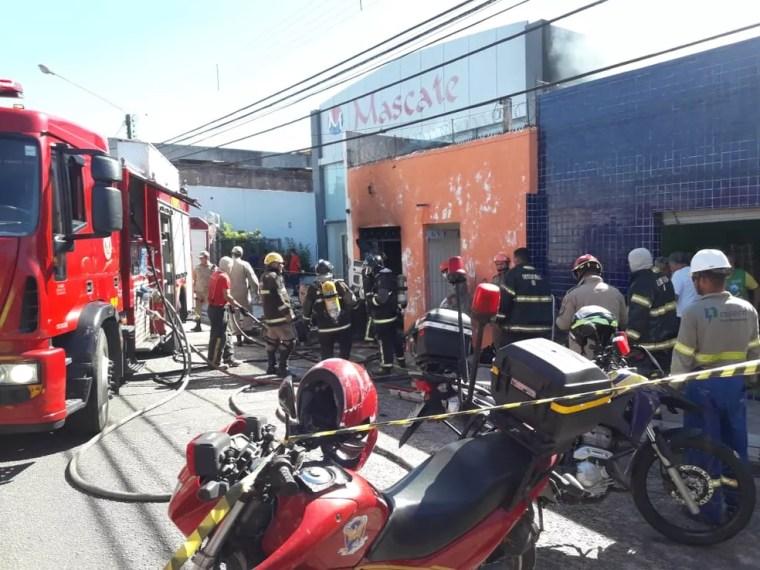 Oficina fica na Av. Coronel Estevam, na Zona Leste de Natal (Foto: Heloísa Guimarães/Inter TV Cabugi)