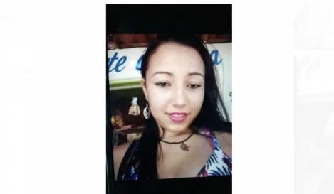 Jovem de 18 anos morta pelo ex-companheiro em Cabrobó (Foto: Divulgação/ 2ª CIPM)