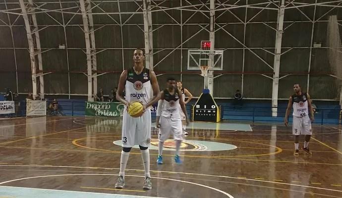 XV de Piracicaba basquete (Foto: Divulgação/XV de Piracicaba)