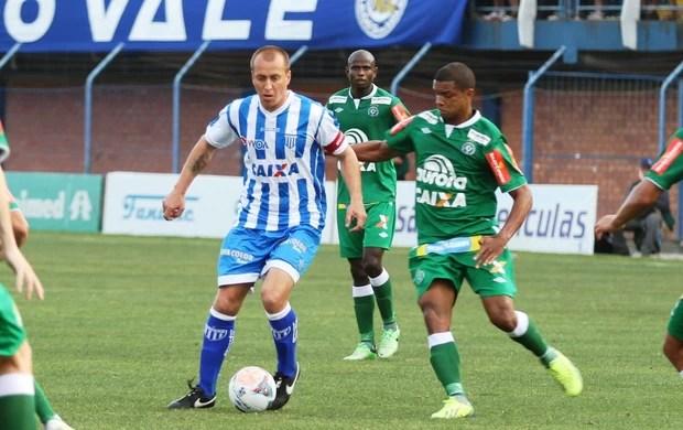 Avaí, chapecoense, série b, resssacada, marquinhos, bruno rangel, (Foto: Jamira Furlani / Divulgação Avaí FC)