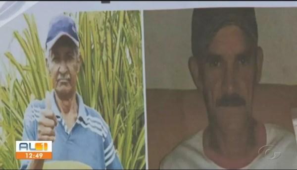 Moradores de Boca da Mata desapareceram no dia 13 de outubro — Foto: Reprodução/TV Gazeta de Alagoas