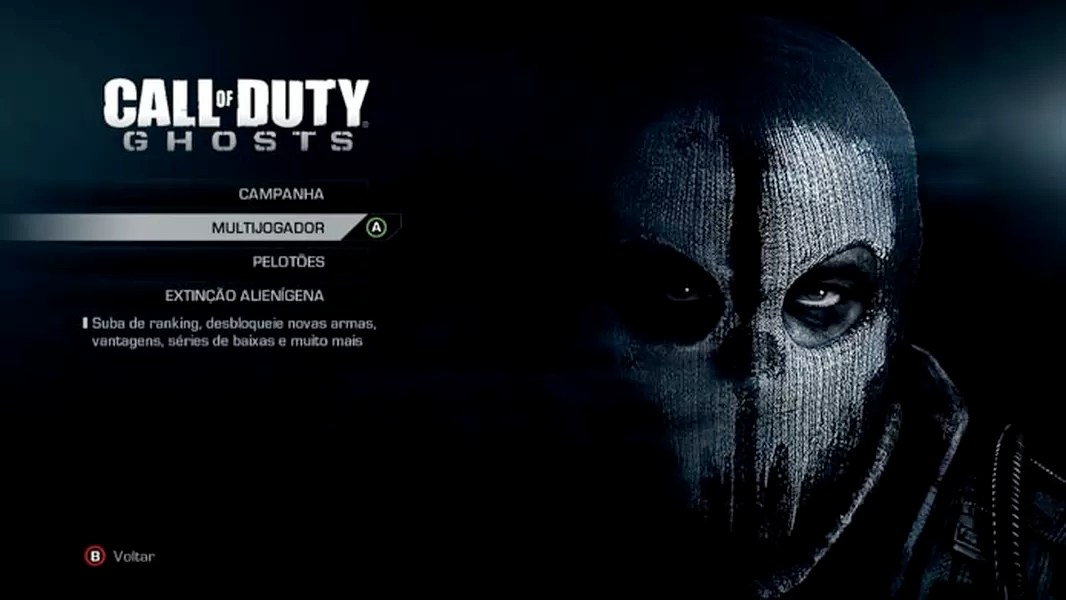 Call Of Duty Ghosts Jogos Download TechTudo