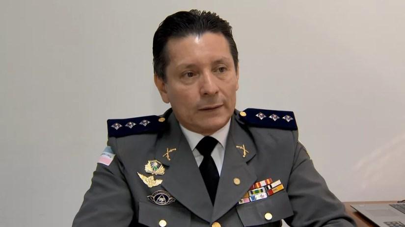 Deputado estadual do ES Capitão Assumção (PSL) oferece recompensa para assassinato — Foto: Reprodução/ TV Gazeta