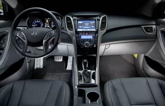 I30 2016 interior