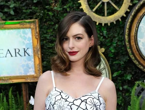 A atriz Anne Hathaway (Foto: John Sciulli / Getty Images)