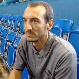Dusan Radivojevic treinador basquete xv de piracicaba nhô quim (Foto: Assessoria de Imprensa Basquetebol XV Piracicaba)