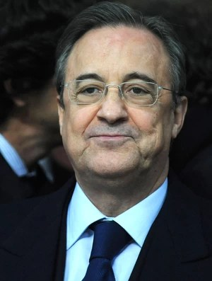 florentino perez presidente do Real Madrid (Foto: Agência Reuters)