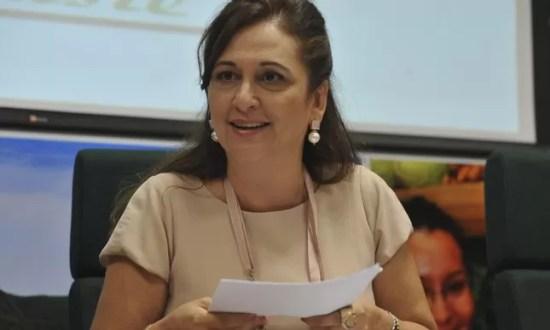 Senadora Kátia Abreu (Foto: Valter Campanato / ABr)