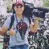 ari, repórter cinematográfico tv globo (Foto: Reprodução)