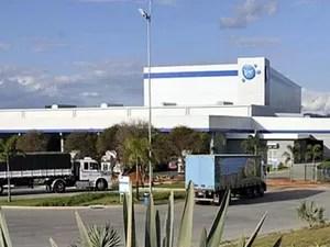 Fábrica da Ypê, em Amparo (SP) (Foto: Divulgação)