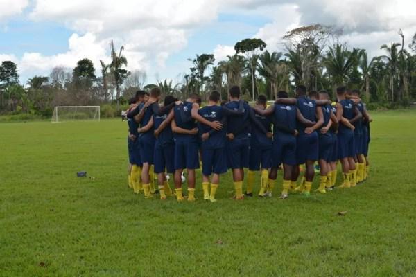 Rondoniense se prepara para confronto fora de casa (Foto: Divulgação)