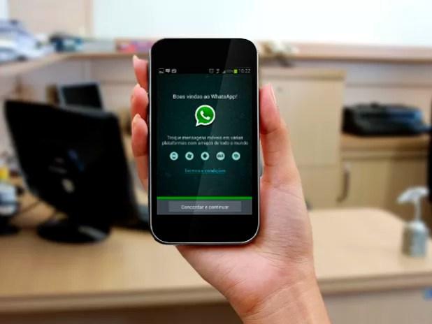 Whatsapp - ilustrativa ok Recurso de chamadas do WhatsApp tem sido usado para disseminar fraude