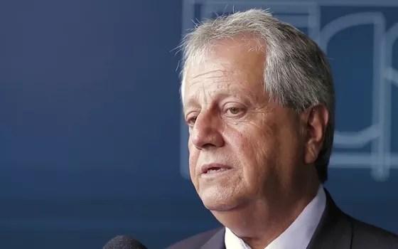 Ex-presidente da Funai, Antônio Fernandes Toninho Costa (Foto: Reprodução)