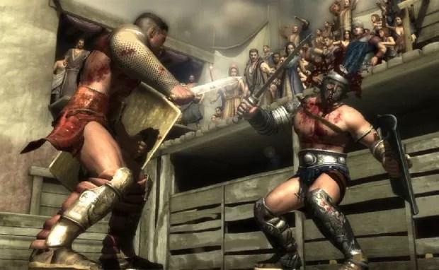 'Spartacus Legends' será lançado em 2013 (Foto: Divulgação)