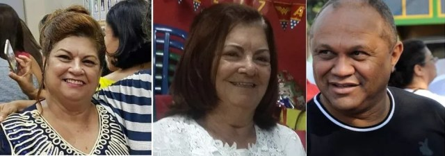 Coordenadora da Pastoral do Migrante de Cuiabá, Eliana Vitaliano, morreuinternada com Covid-19; marido e mãe também estão internados — Foto: Facebook