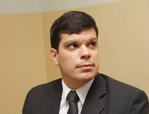 Luiz Fernando Ceriani, advogado de Fabio Bilica (Foto: Kleide Teixeira/Jornal da Paraíba)