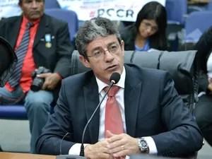 Projeto de lei é de autoria do deputado George Melo (PSDC) (Foto: Divulgação/ALE-RR)