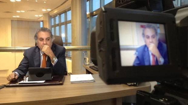 Miguel Aidar candidato presidente sp (Foto: Sergio Gandolphi)