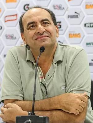 Alexandre Kalil em coletiva de imprensa no Independência (Foto: Bruno Cantini \Flickr Atletico-MG)