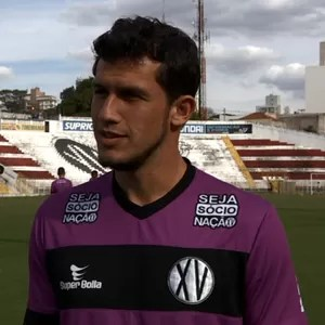 Doni zagueiro XV de Piracicaba (Foto: José Braz / EPTV)