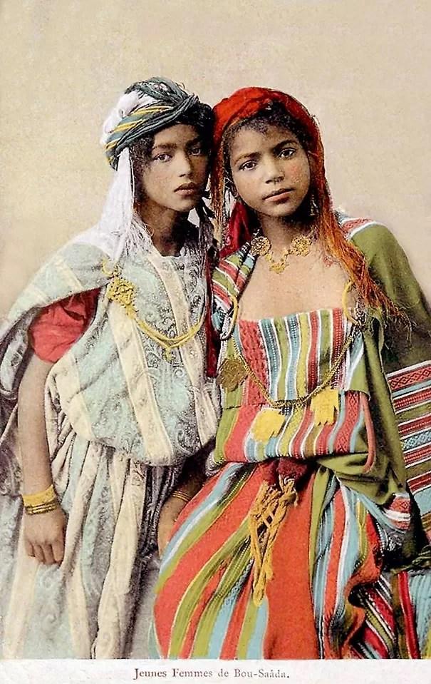 Jovens garotas da Argélia (Foto: Flickr)