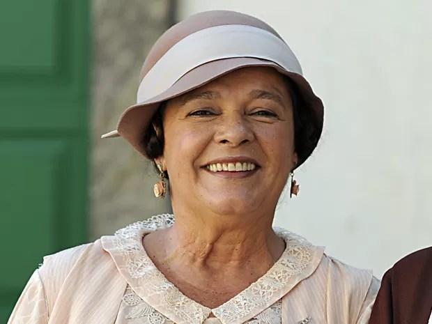 Como uma professora de antropologia (Foto: Gabriela / TV Globo)