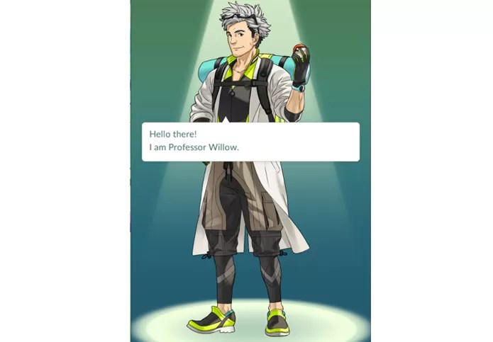 Professor dá Candy a cada bichinho capturado em Pokémon Go  (Foto: Reprodução/Thiago Barros)