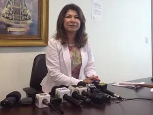 Juíza Telma Aparecida Alves diz que Cadu era acompanhado: 'Não tenho como prever' (Foto: Paula Resende/G1)