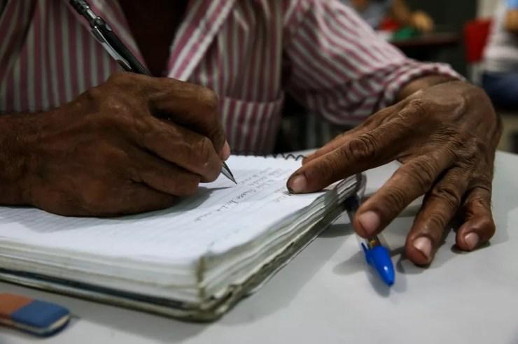O levantamento do Censo Escola conta com dados de todas as escolas do país. — Foto: Thiago Gadelha/SVM