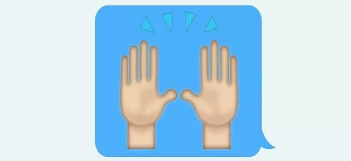 Mãos levantadas em celebração (Foto: Mãos levantadas em celebração)