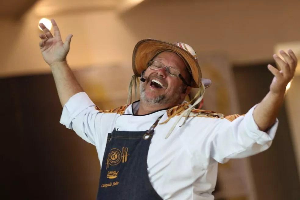 cumpadejoao - Festival gastronômico 'Degustando o Brasil' começa nesta quinta em Campina Grande
