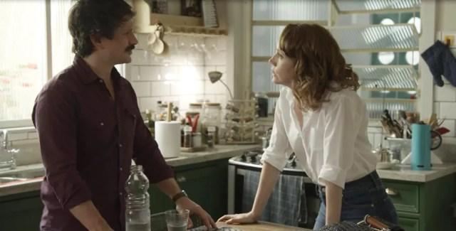 Paulo e Gabriela viveram um casamento complicado (Foto: TV Globo)