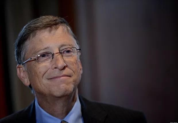 O bilionário Bill Gates (Foto: Getty Images)