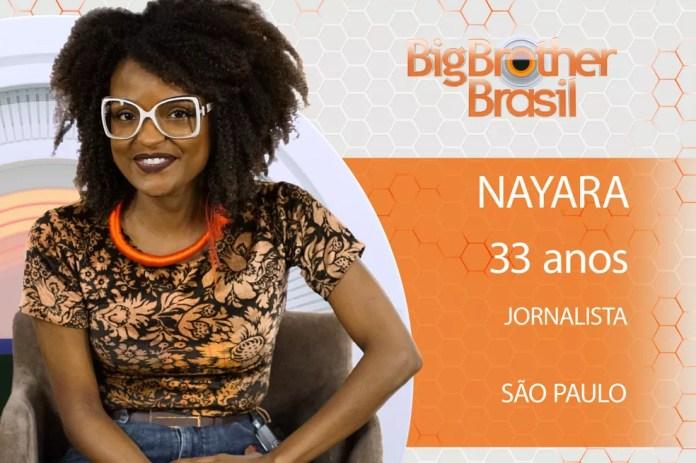 Nayara, participante do 'BBB18' (Foto: Divulgação)