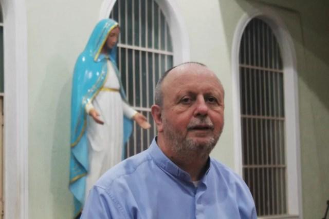 Além de Arcebispo de Porto Velho, Dom Roque Paloschi é presidente do Conselho Indigenista Missionário (Cimi). — Foto: Mayara Subtil/ G1