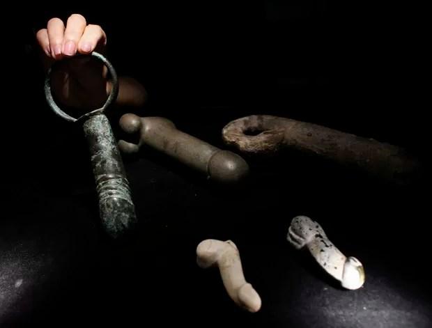 Resultado de imagem para Brinquedos sexuais no mundo antigo