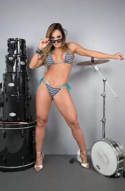 Aline Mineiro (Foto: Divulgação/Woody/ MF Models Assessoria)