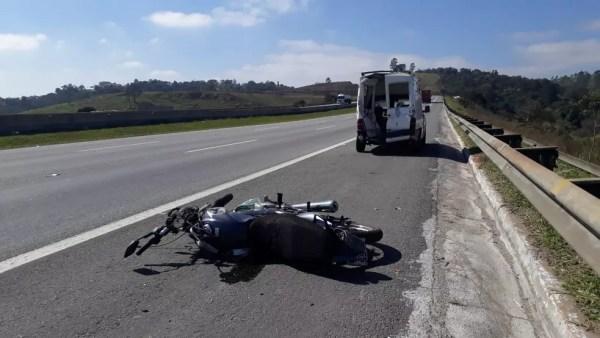 DPVAT para motos foi o que teve a menor redução — Foto: Eliezer Prado/TV Diário