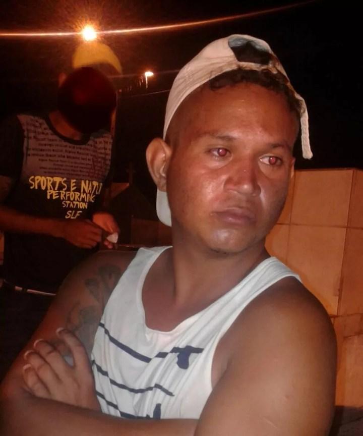 Mateus Santos Oliveira, de 21 anos, está desaparecido (Foto: Arquivo da família)