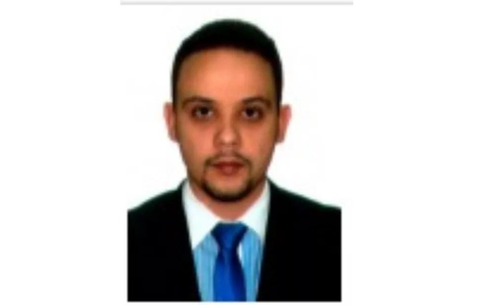 Advogado Orcelio Ferreira Silverio Junior que foi filmado sendo agredido pela PM, em Goiânia, Goiás — Foto: Reprodução/OAB-GO