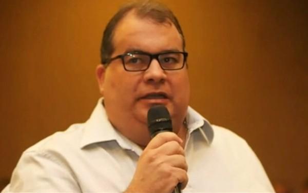 Prefeito Sérgio da Gameleira, de Jequié, foi afastado do cargo para investigação de improbidade administrativa — Foto: Reprodução/TV Bahia