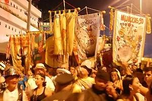 Muriçocas do Miramar (Foto: Maurício Melo/G1 PB)
